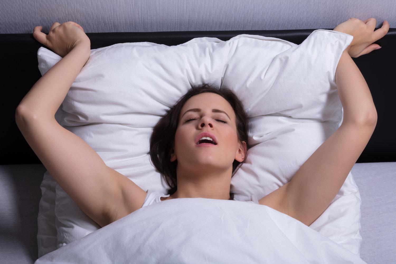 Přirovnání ženského orgasmu
